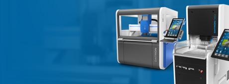 DATRON Machines CNC