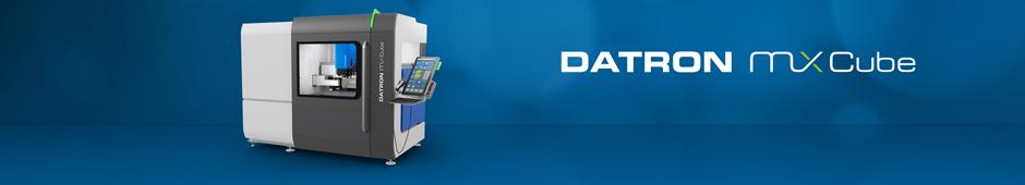 La nouvelle DATRON MXCube